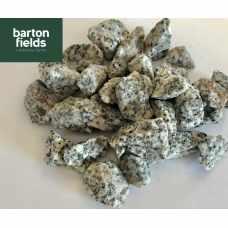 Bulk Bag Silver Granite 20mm Decorative Chippings