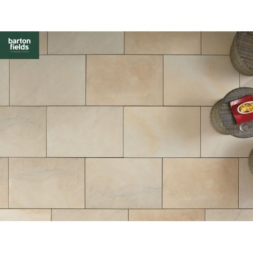 Castacrete Duomo Mint - Porcelain Paving in 900mm x 600mm x 48, 25.94m2