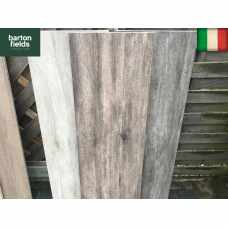 Porcelain Paving: Italian Timber Effect 40x120  - Patio Pack of 23.04m2
