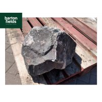 Natural Green Slate Pre-Drilled Water Feature: No:14 - 250mm High