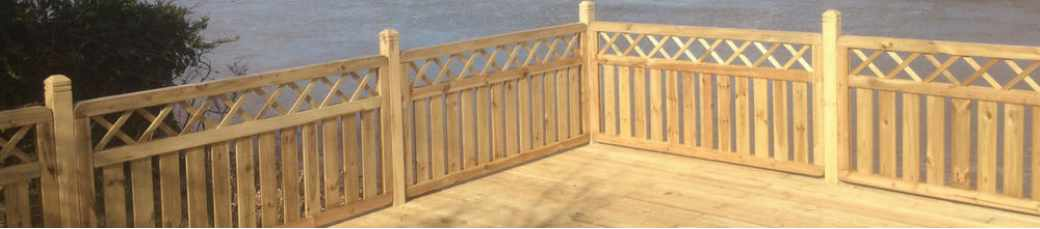 Border Fencing and Fence Panels