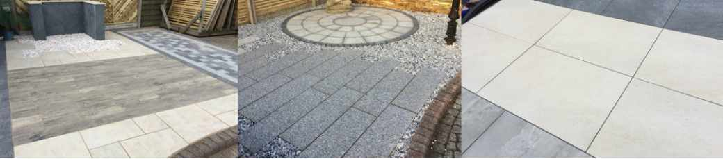Paving for Gardens, Driveway and Patio