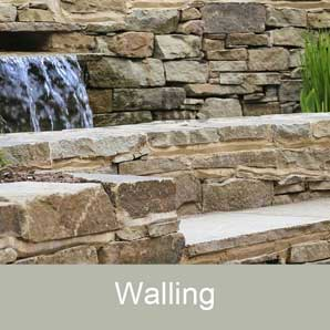 Walling and Copings