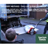 Block Paving: Granite Effect Shot Blast Paving in Dark Grey - 210x170x50mm - Pack 8.0m2