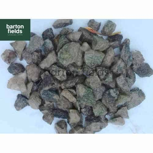 Bulk Bag Leicester Granite 14mm Decorative Chippings