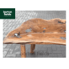 Root Garden Bench / Seat: 1570mm Wide - Made from Reclaimed Teak