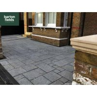 Flag 4 Size Paving, Charcoal - Project Pack 7m2