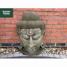 Supreme Buddha Plaque in Antique Cotswold Finish
