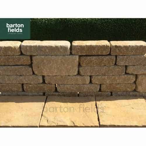 Cotswold Walling Stone, 3 Size Walling Project Pack, 5m2